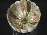 京薩摩 菊型小鉢