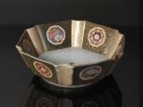 華薩摩六角皿