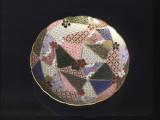 華薩摩輪花小皿 9.5cm